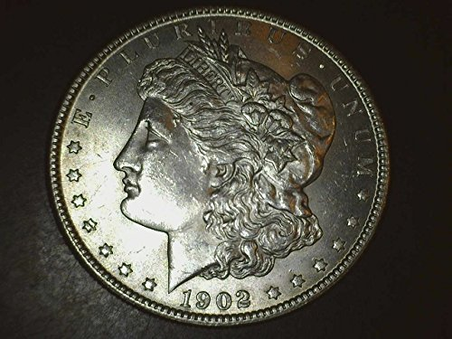 1902 O Morgan Dollar BU