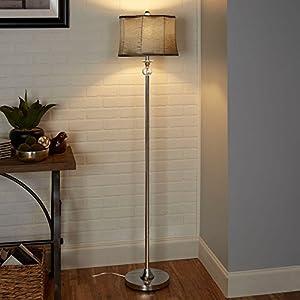 Amazon Com Better Homes And Gardens Glam Floor Lamp