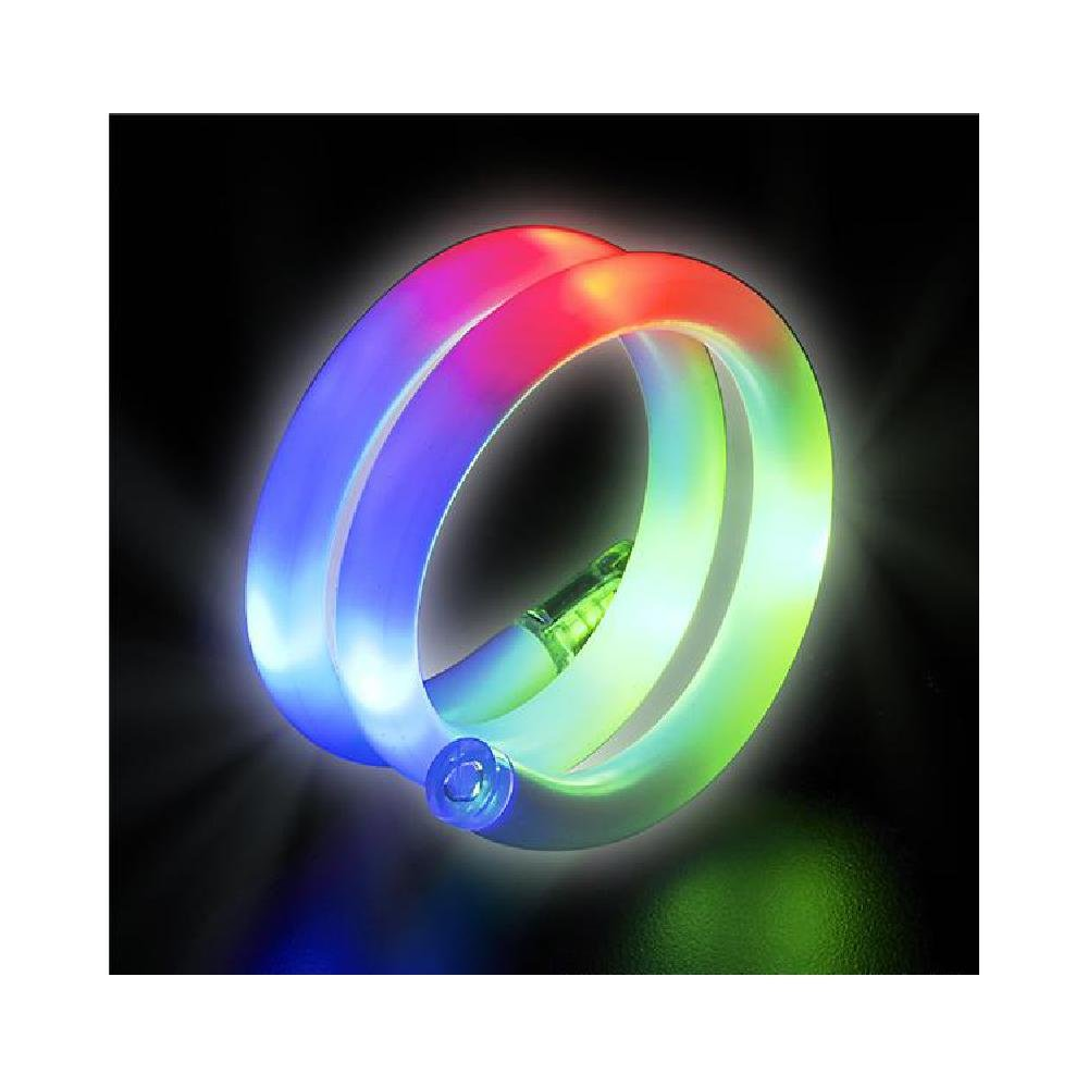 15'' Led Double Loop Tube Bracelet by Bargain World