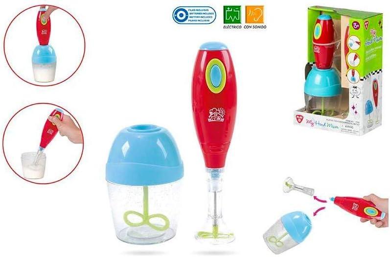 Color Baby- Batidora Manual eléctrica, Multicolor (44579): Amazon ...