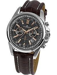 Jacques Lemans Liverpool 1-1117.1WN Mens Chronograph Design Highlight