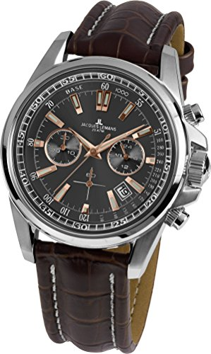 Jacques Men Lemans Watches - Jacques Lemans Liverpool 1-1117-1WN Men's Watch