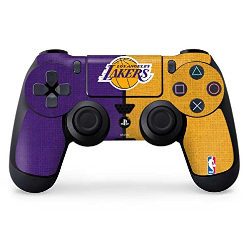 Los Angeles Lakers PS4 Controller Skin - Los Angeles Lakers Canvas | NBA & Skinit Skin