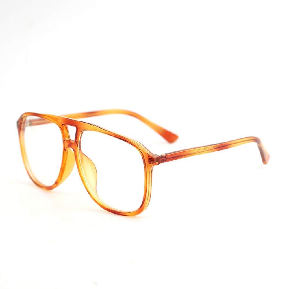 Womens anti-Blu-ray glasses///retro round frame tide