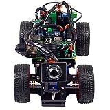 SunFounder Raspberry Pi Smart Video Robot Car Kit