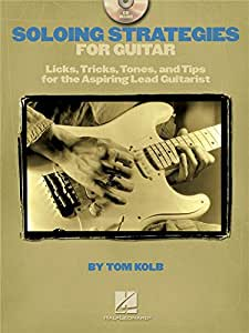 Soloing Strategies For Guitar (Book/Online Audio). Partituras, Downloads para Guitarra, Guitarra Electrica