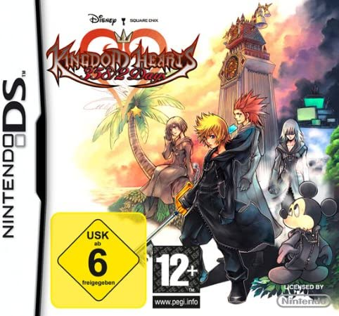 Kingdom Hearts 358/2 Days [Importación alemana]: Amazon.es ...