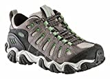 Oboz Women's Sawtooth Low Hiking Shoe,Clover,7 M US