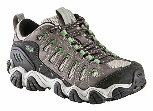 Oboz Women's Sawtooth Low Hiking Shoe,Clover,10 M - Footwear Clover
