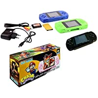 Amazhub Pvp station light 3000 | handheld game console | best gaming console For Kid | Multi Color video game console | Classic Digital Pocket System PVP Station Light 3000 Handheld Gaming Console| Pvp Game With 2 cassette