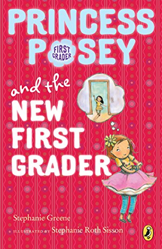Princess Posey and the New First Grader (Princess Posey, First Grader)]()