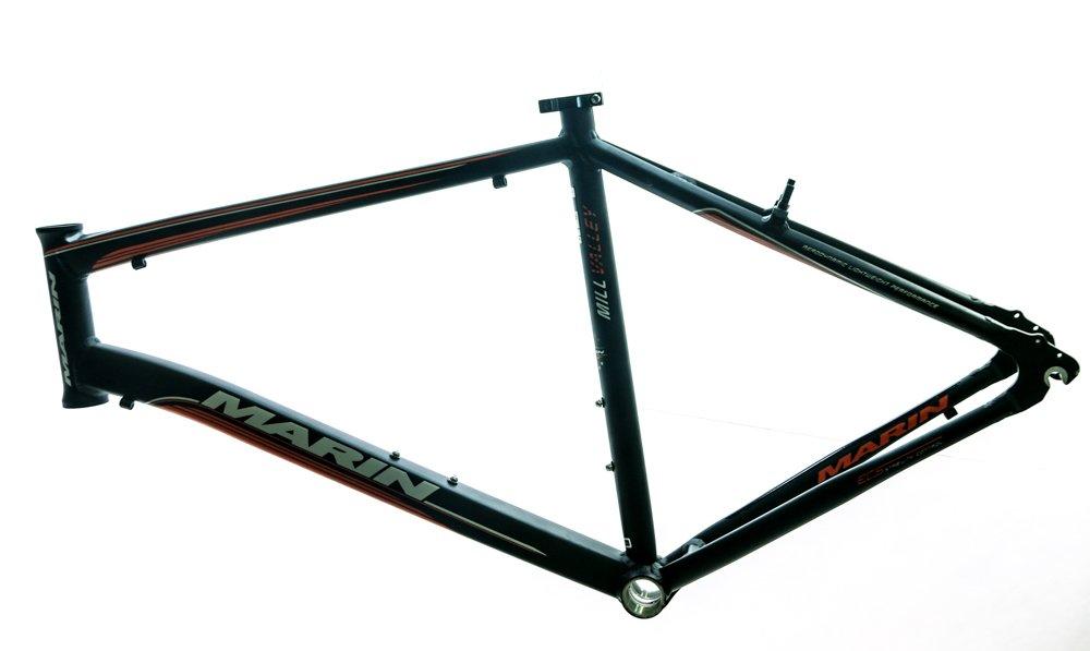 2013 Marin Mill Valley 15'' 700c Hybrid / Road Bike Alloy Frame Black / Red NEW