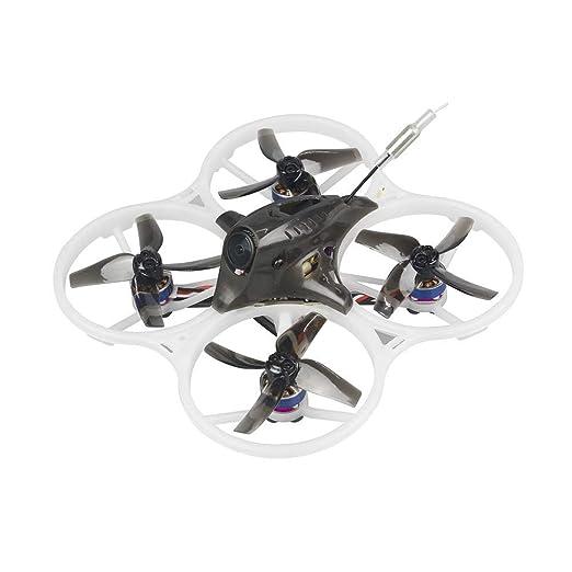 XuBa LD/ARC ET85 FPV F4 OSD 4S FPV Racing Dron PNP BNF con cámara ...