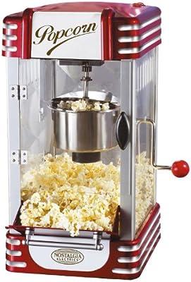 Domena FC 170 - Máquina de hacer palomitas, 230V: Amazon.es: Hogar