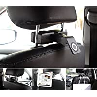 Car Headrest Hanger Handbag Premium Hook Hanger Car Accessories for handbags, hats