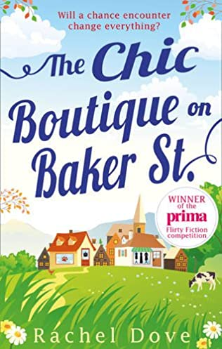 book cover of The Chic Boutique On Baker Street