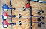 3 Place Trimmer Rack for Enclosed Trailers by Pack'em Racks PK 6-5
