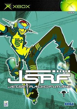 """Résultat de recherche d'images pour """"jet set radio future cover xbox"""""""