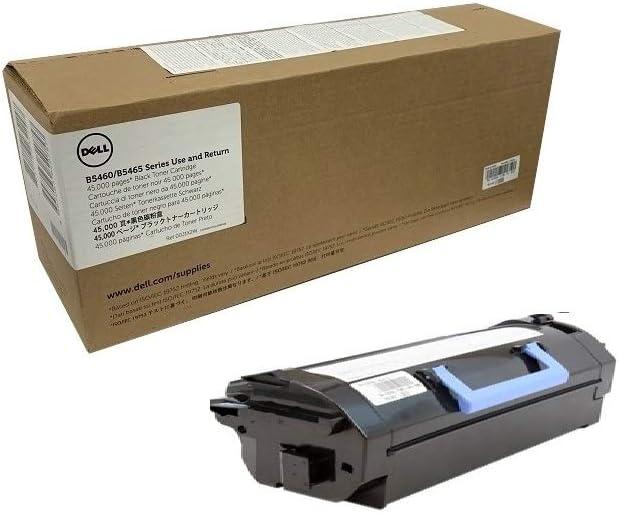 Dell Black Toner Cartridge 45000pg