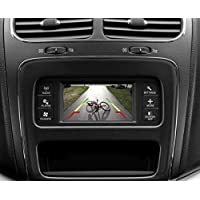 Automotive Integrated Electronics AIE-BUCAM-CHR6 Rear Camera Interface Kit for (2011-2014) 300C Chrysler w/ 4.3 Inch LCD Radio Display W/ Lip Mount Camera