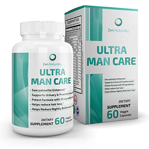 Ultra Man Care Supplement Urination product image
