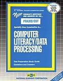 Computer Literacy/Data Processing, Jack Rudman, 0837384591