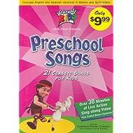 Preschool Songs anglais