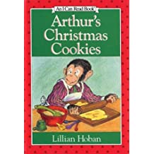 Arthur's Christmas Cookies Book And Tape