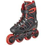 Roller Derby Boy's Stinger 5.2 Adjustable Inline Skate, Small