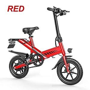 51AWRyLagPL. SS300 RPHP Bici elettrica Pieghevole Pieghevole 36 Colori 7.5Ah 350 W Smart E in Lega di Alluminio 14 Mini Bici elettrica…