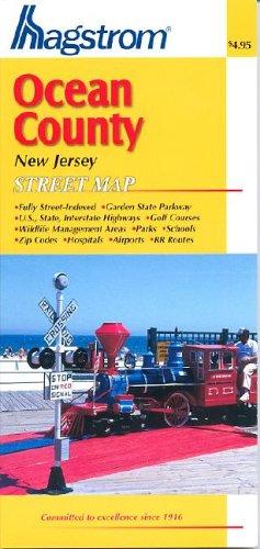 Ocean County Nj - Map Nj County Ocean