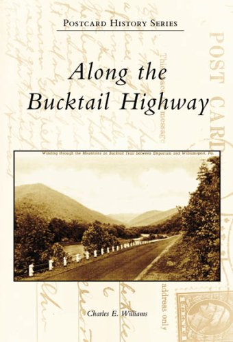 Along the Bucktail Highway (Postcard History: Pennsylvania) ebook