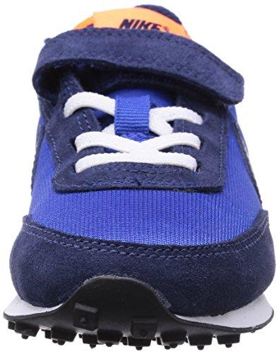 NIKE - Zapatilla elite (ps) niño, color- azul/naranja, size- 28.50 AZUL/NARANJA