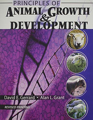 Principles Of Animal Growth+Development