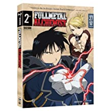Fullmetal Alchemist: The Complete Second Season