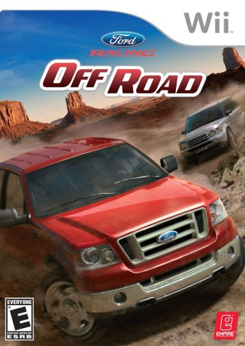 Ford Street Racing (Ford Racing Off Road - Nintendo Wii)