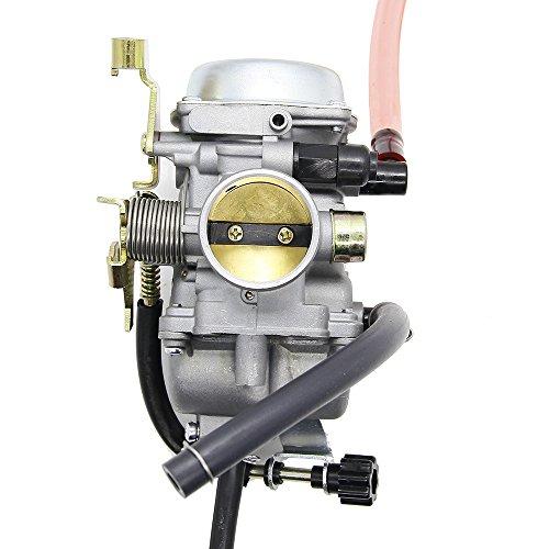 KLF300 Carburetor for Kawasaki KLF 300 KLF300 BAYOU 1986 - 1995 1996 - 2005 Kawasaki Carby Carb ATV Carburetor (Bayou Kawasaki Parts 300)
