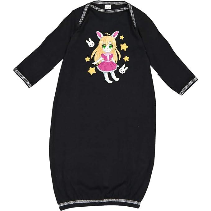 Amazon.com: inktastic - Chibi Bunny Girl con caras conejo y ...
