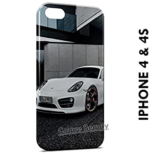Carcasa Funda iPhone 4/4S Porsche 3 Car Protectora Case Cover