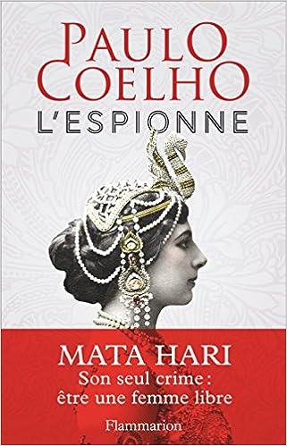 L'espionne de Paulo Coelho 2016