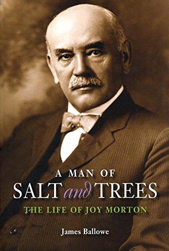 Illinois State Tree - A Man of Salt and Trees: The Life of Joy Morton