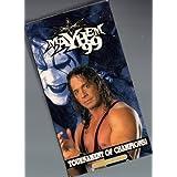NWA WCW 1999 VHS MAYHEM 99