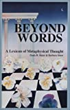 Beyond Words, Paula B. Slater and Barbara Sinor, 0944202055