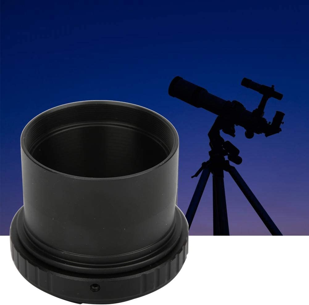 Telescope Adapter Ring,M480.75mm Aluminum Alloy Telescope Adapter Ring for Sony A7//A7S//A7R//Ar7II E-Mount Cameras