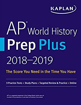 Amazon ap world history prep plus 2018 2019 free for a limited ap world history prep plus 2018 2019 free for a limited time 3 fandeluxe Images