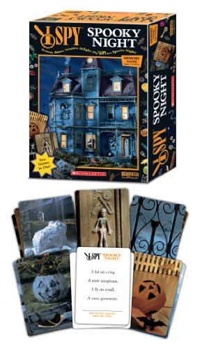 I Spy Spooky Night Game