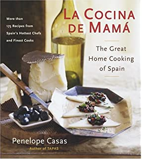Cat coras kitchen favorite meals for family and friends cat cora la cocina de mama the great home cooking of spain forumfinder Choice Image