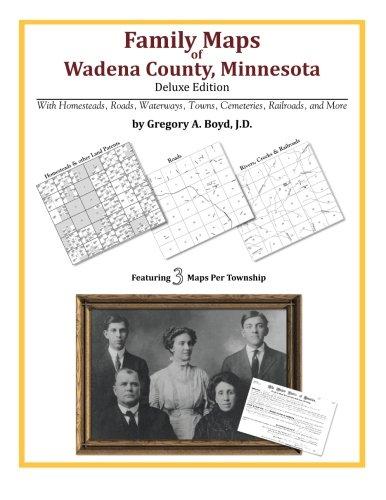 Family Maps of Wadena County, Minnesota