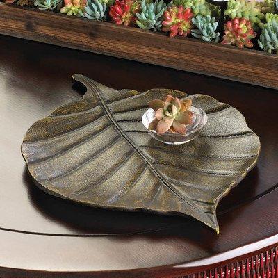Leaf Traditional Tray - 4