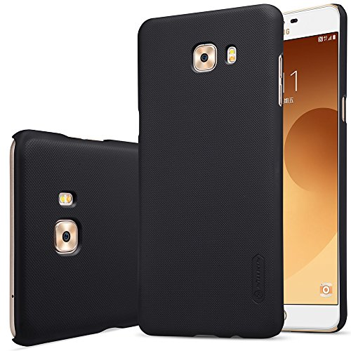 - Kepuch Frost Samsung Galaxy C9 Pro Case - Super Frosted Shield Shell PC Hard Case Cover with Screen Protector for Samsung Galaxy C9 Pro - Black